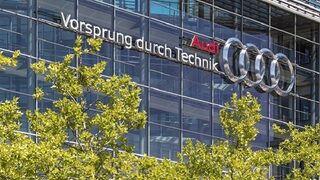 Audi presenta su nuevo sistema para reciclar componentes de baterías