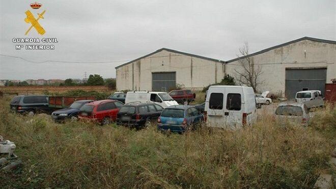 La Guardia Civil desmantela tres talleres clandestinos en La Rioja