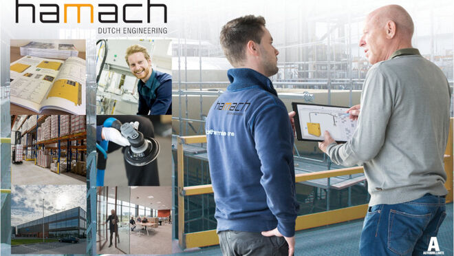 ¿Buscas la excelencia para el equipamiento de tu taller? La respuesta es Hamach