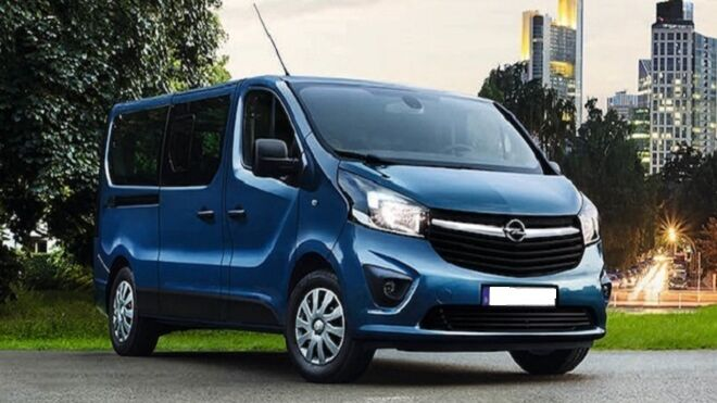 Opel llama a revisión por un fallo en los cinturones traseros