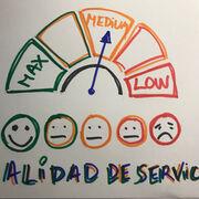 ¿Quién te ayuda a mejorar la calidad de tu servicio?