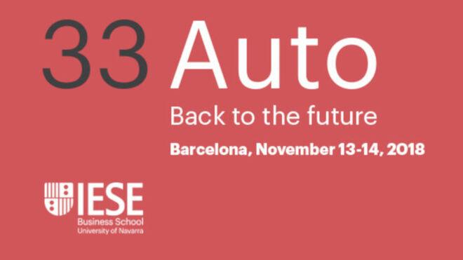 IESE organiza el 33 Encuentro del Sector de Automoción