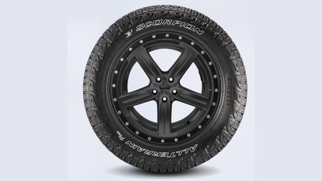 Scorpion All Terrain Plus, la nueva cubierta para 4x4 y pickup de Pirelli
