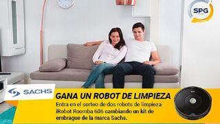 SPG sortea robots de limpieza por el cambio de embrague