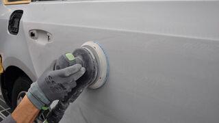 La reparación ocupa el 40% del tiempo en los procesos del taller de carrocería