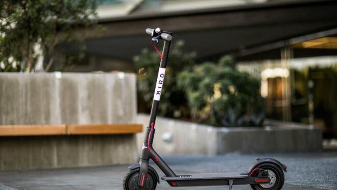 Los patinetes eléctricos despegan como una alternativa incipiente al automóvil