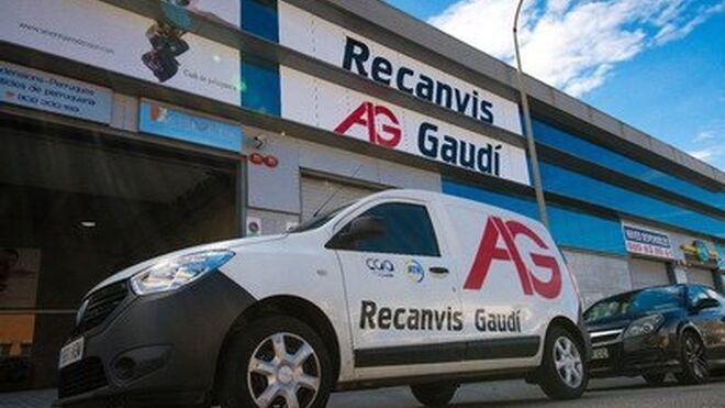 Recambios Gaudí abre en Sabadell su punto de venta número 13