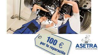 Un cliente de Automóviles Galapagar gana el sorteo 'Promociones Asetra' de octubre