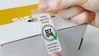 Nuevo sello de calidad para los productos Siegel Automotive