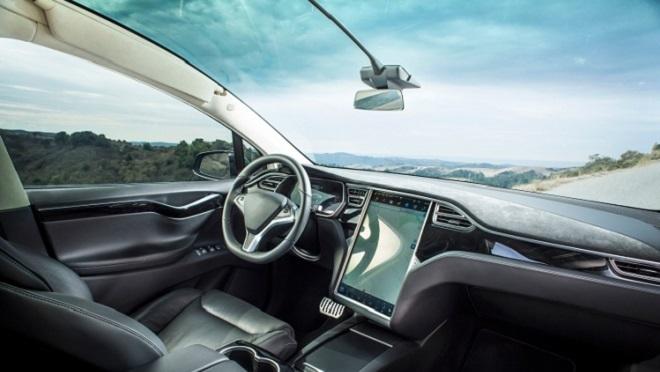 El Big Sky, del Tesla Model X, es más grande del mundo