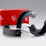 Nuevo diseño de las zapatas de freno TRW