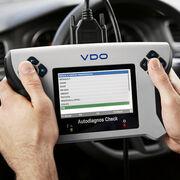 Autodiagnos Check, el sistema de diagnosis de VDO con tecnología plug & play