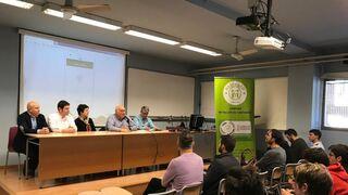 Astrauto presenta su app conjuntamente con el IES Politécnico de Castellón