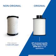 UFI Filters combate la falsificación de piezas de recambio