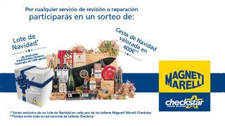 Campaña de Navidad de Magneti Marelli