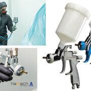 Hamach presenta su catálogo de pistolas que mejoran la productividad en el taller