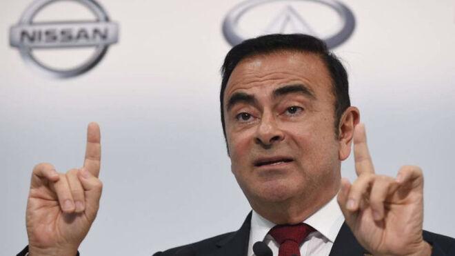 Nissan despide a Carlos Ghosn