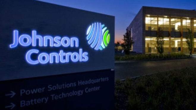 Johnson Controls vende su división Power Solutions por 13.200 millones de dólares