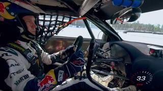 KYB te sumerge en el Campeonato de Rallycross con su segundo vídeo de realidad virtual