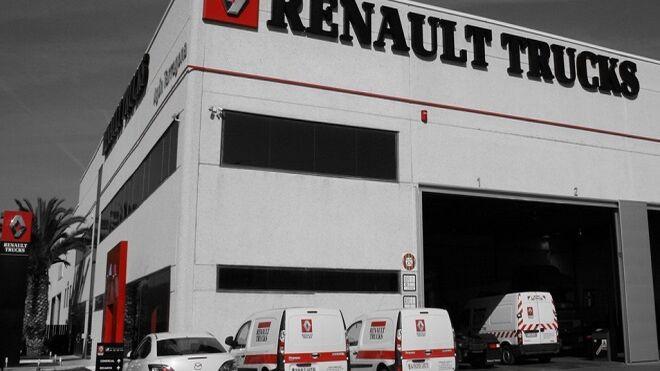 Agón Truck Centers se suma a la red de centros Renault Trucks