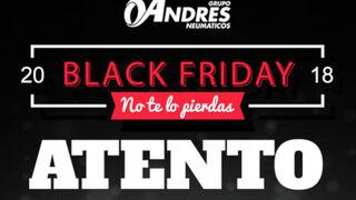 Grupo Andrés celebra el Black Friday con los talleres, con más de 100.000 euros en regalos