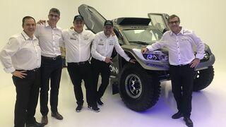 Yokohama, en el Dakar 2019 con los neumáticos del SsangYong Rexton DKR