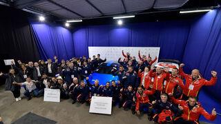 El equipo español, campeón mundial en la I Copa Euro Repar Car Service