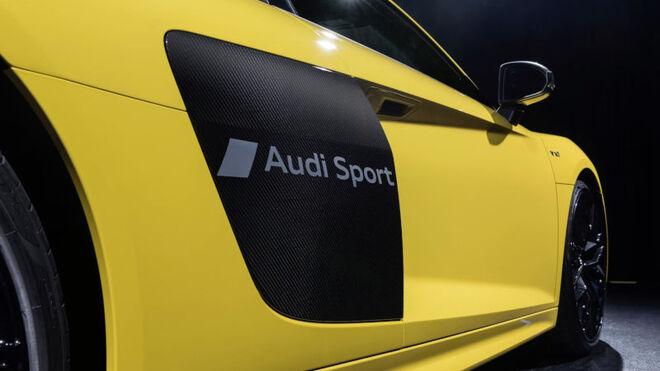 Audi ofrece una innovadora tecnología de personalización para la carrocería de sus coches