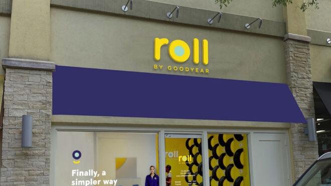 Roll by Goodyear, una revolución en la compra y montaje de neumáticos