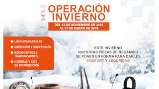 Distrigo pone en marcha la 'Operación Invierno'