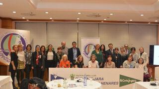 Talleres Gallardo, miembro de Asetra, apoya el proyecto de la Asociación de Mujeres Francisca de Pedraza
