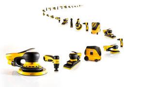 Mirka cubre las necesidades de maquinaria del sector de automoción