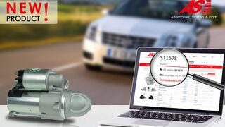 AS-PL lanza el nuevo starter S1167S para modelos Opel, Vauxhall y Saab