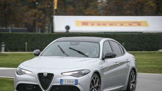 Pirelli se une como socio técnico a la Alfa Romeo Driving Academy