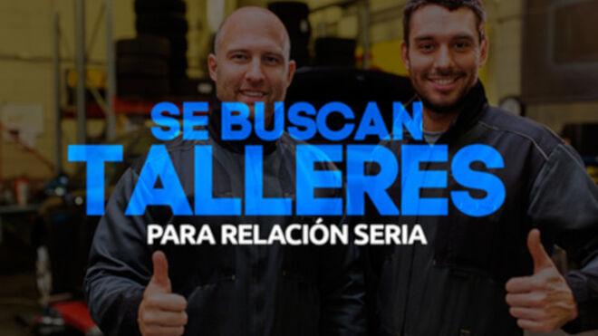 """""""Elige Calidad, Elige Confianza"""" busca talleres """"para relación seria"""""""