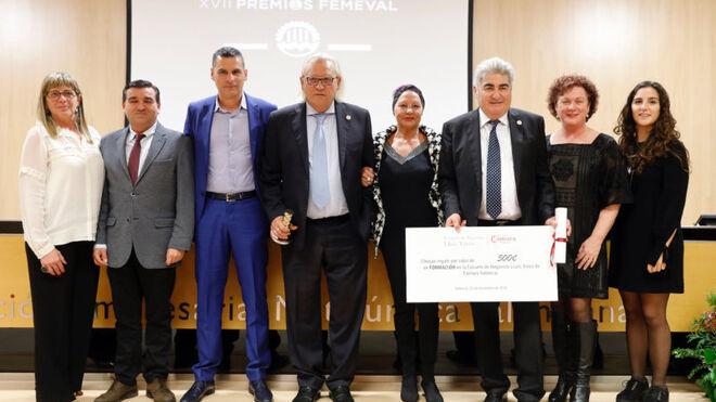 Recambios Colón recibe el Premio a la Innovación Tecnológica en Comercio