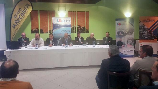 ASPA celebró una jornada técnica sobre los vehículos eléctricos
