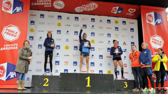 CGA patrocinó la carrera Ponle Freno del pasado domingo 25 en Madrid