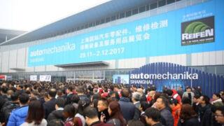 Arranca Automechanika Shanghai 2018