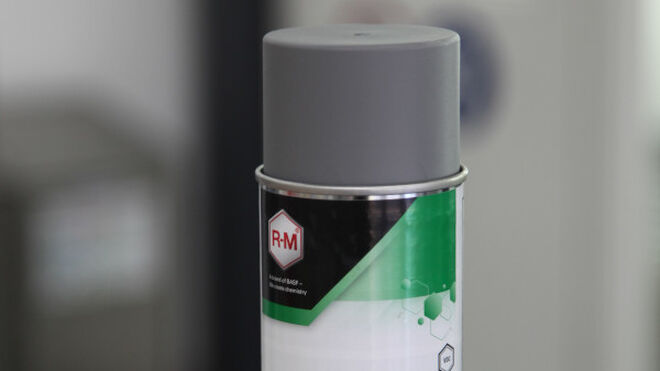 R-M UV Light Filler Grey ya está disponible en spray