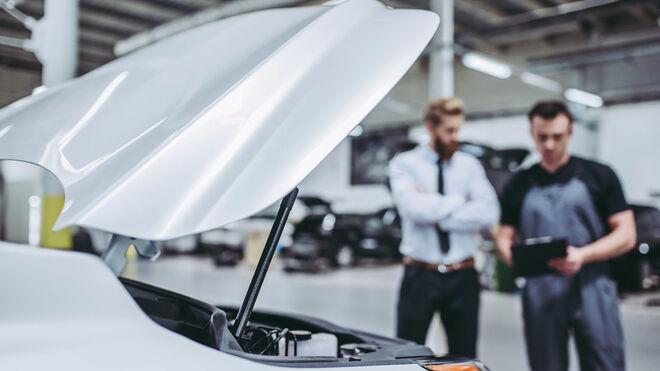 ¿Cuándo se puede rechazar la reparación de un vehículo?