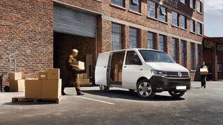 Neumáticos y defectos técnicos, puntos clave en la vigilancia de la DGT sobre las furgonetas