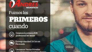 La iniciativa de fidelización Saldo Andrés se implanta con éxito en los talleres