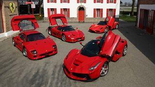 ¿Qué cantidad de dinero hay que invertir para un buen mantenimiento en un Ferrari?