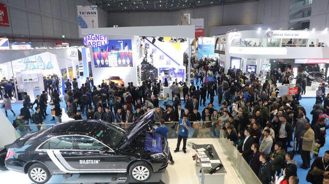 Automechanika Shanghai 2018 concluye con un 15% más de visitantes