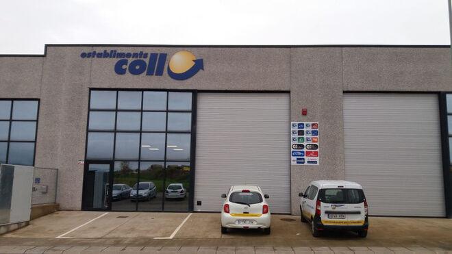 Establiments Coll estrena centro en Sant Fruitós del Bages (Barcelona)
