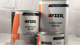Ayzer se estrena como marca de químicos y anexos