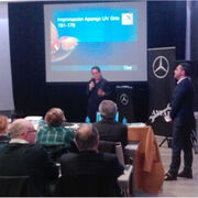 Glasurit participa en la XVI Asamblea de Talleres Autorizados Mercedes-Benz