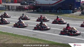 Desafío Karts by Total en Braga: emoción hasta la última curva
