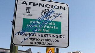 Las limitaciones a los talleres regresan con Madrid Central